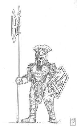 Dwarf-Honorguard