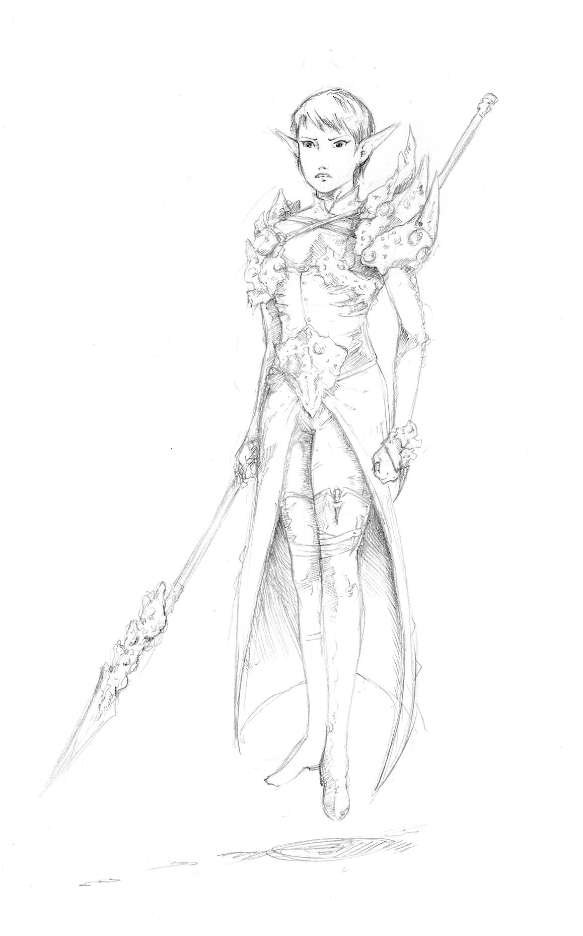 Bone Maiden