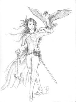 Falconess