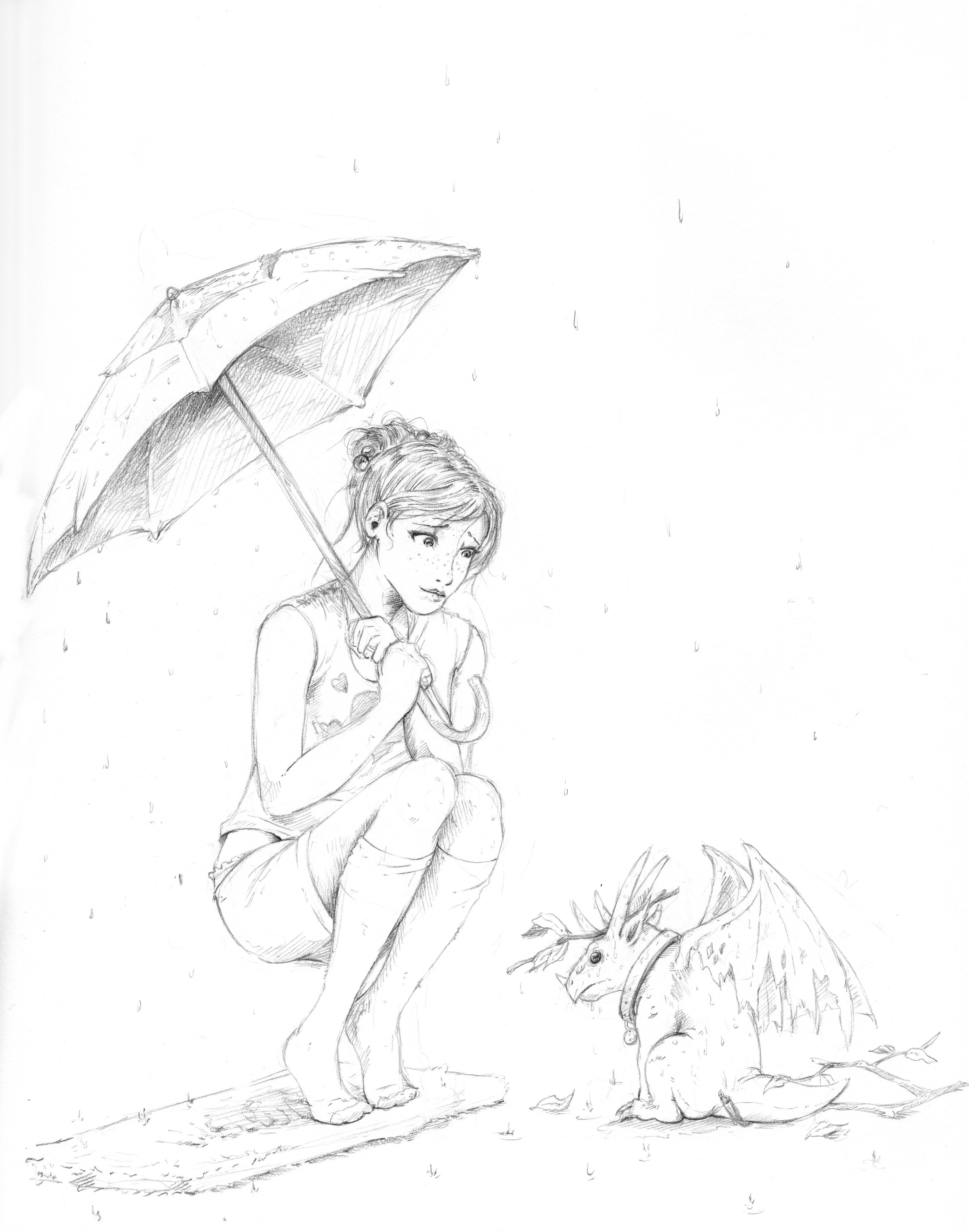 Raining Dragons