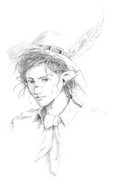 Leprechaun Portrait