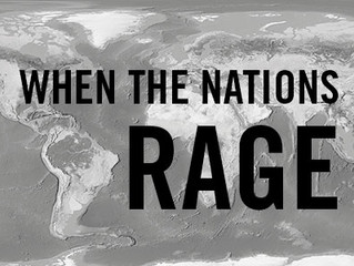 Christian Life in a Nation of Rage