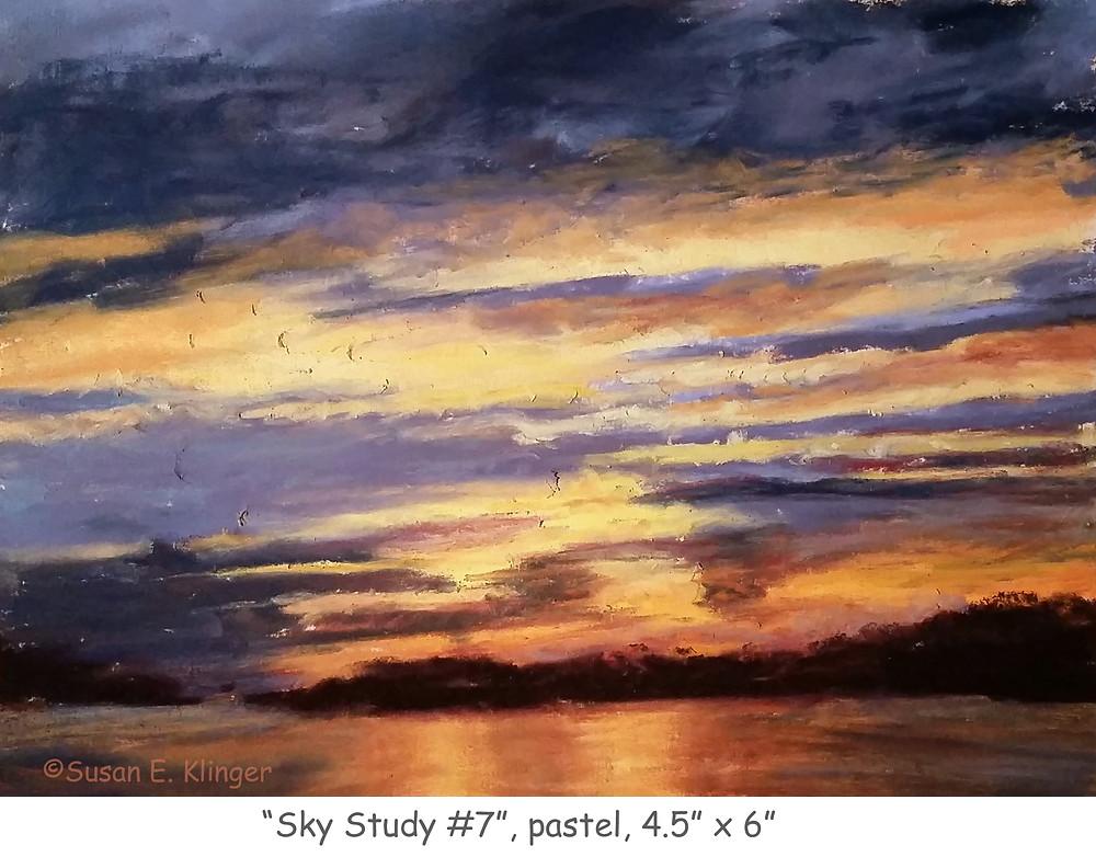 """""""Sky Study #7"""""""