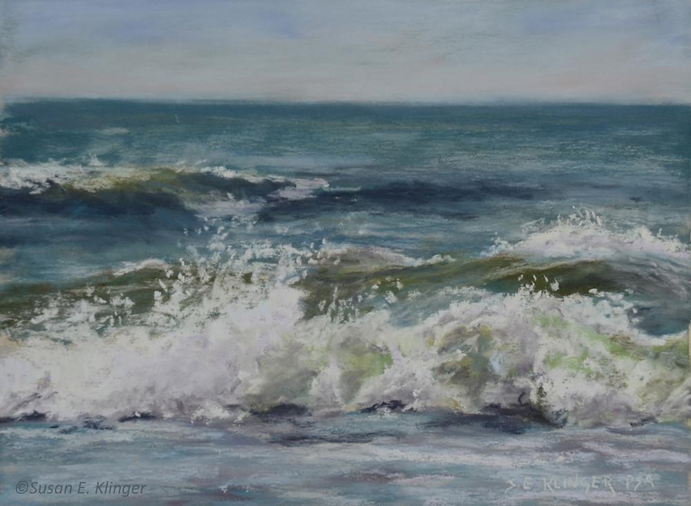 """Surf Study, Ocean City, NJ"""