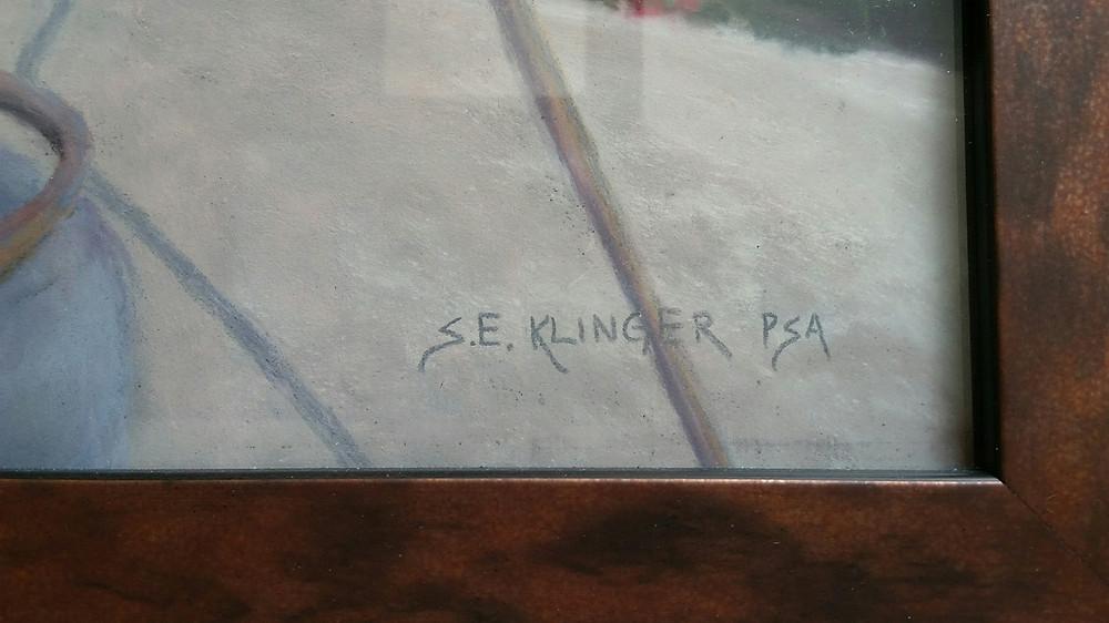 PSA signature