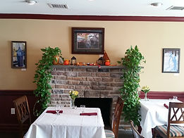Paintings by Susan Klinger, Artist atFarmhouse Restaurant, at Skippack Golf Course