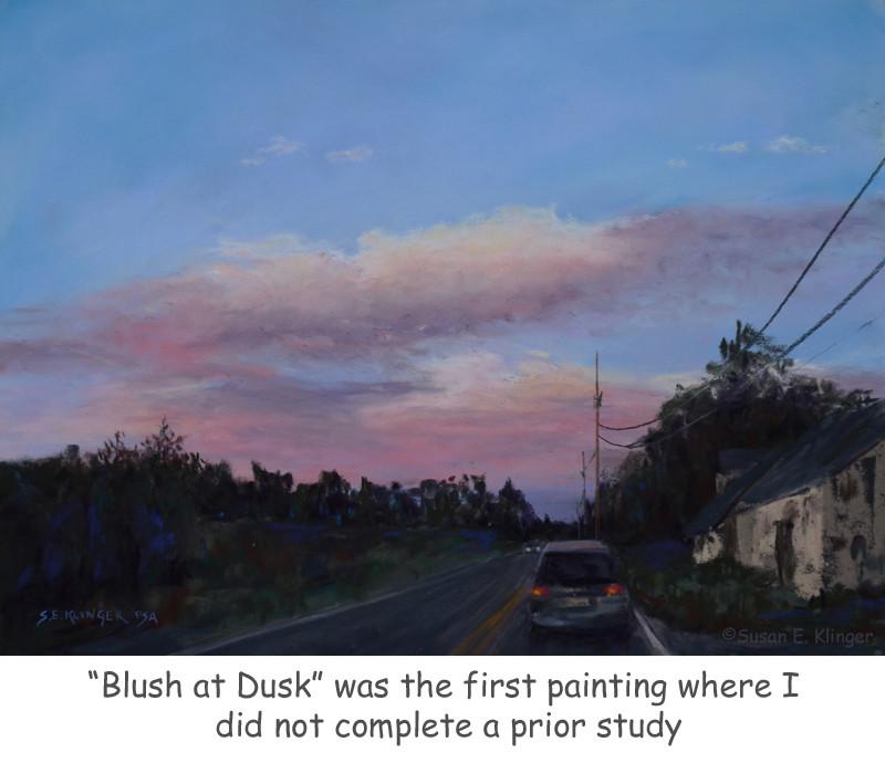 Blush at Dusk