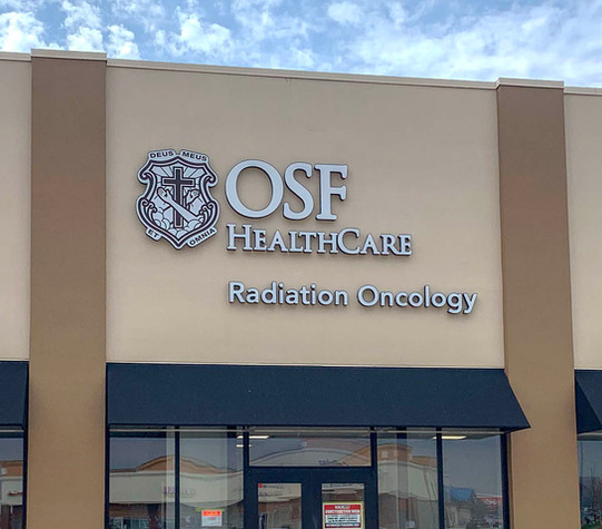 OSF Pekin Radiation Oncology channel let