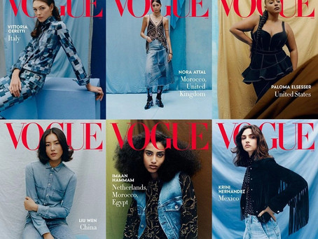 Vogue, beauty without borders