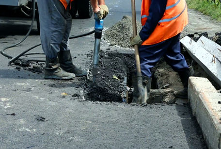 asphalt paving highlands nc