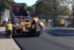 asphalt paving cashiers nc