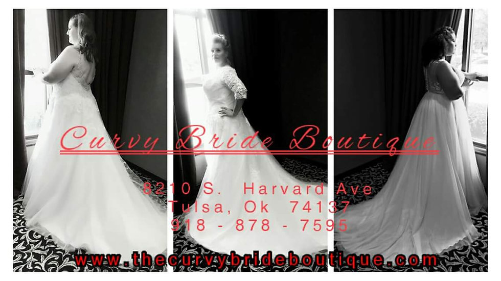 cdef10459be Mallori Battiest reviewed The Curvy Bride Boutique — 5 star