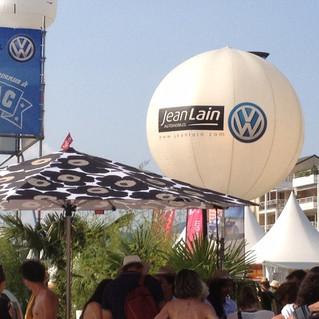 Ballon event Musilac