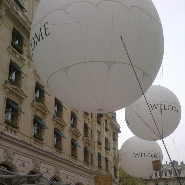 Ballon event