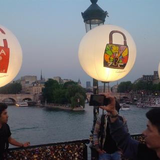 Ballon event exposition