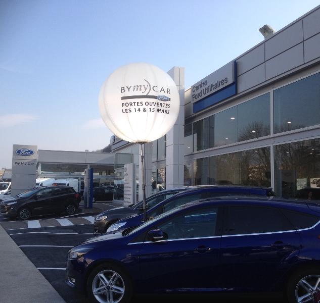 Ballon event Ford