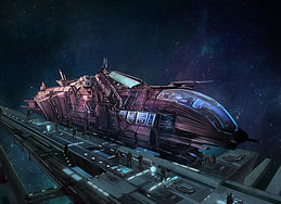 Grimmerspace-illustration-sf-jeanbrisset