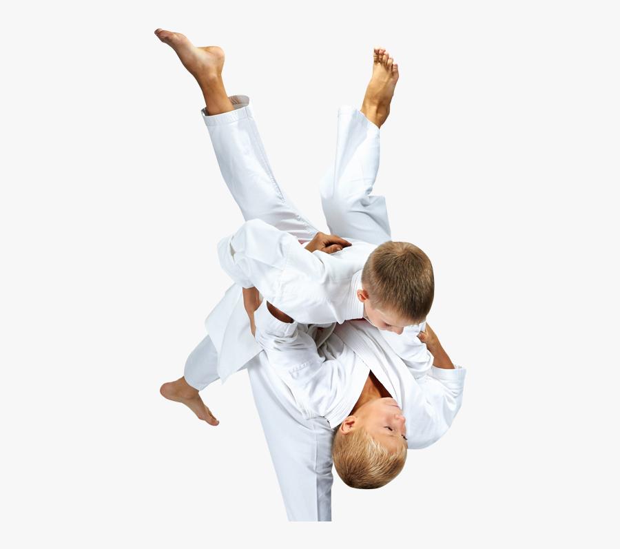 Kids & Junior Judo (7-12 Years)