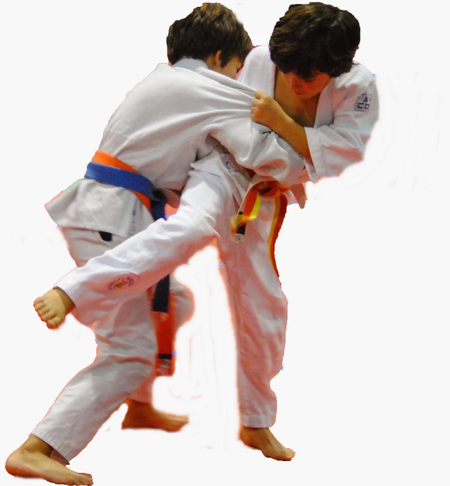 Kids Judo (7-9 Years)