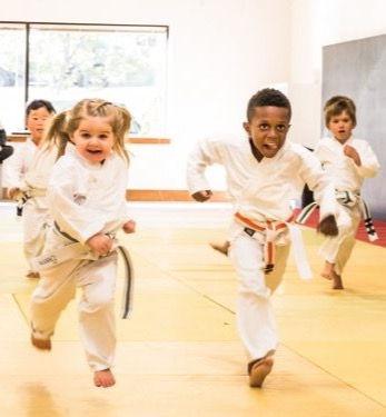 Mini Cow Uchi Judo (3-4 Years)