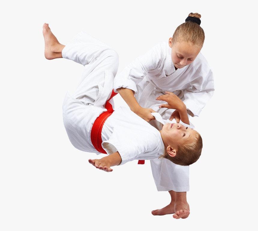 Junior Judo (10-13 Years)