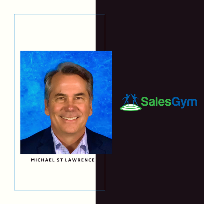 Approaching Sales Like A World-class Athlete With Michael St Lawrence (EP128)