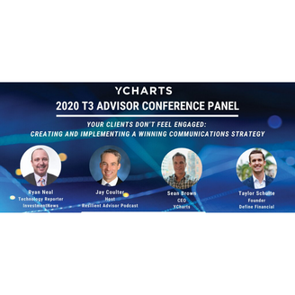 T3 Advisor Conference Panel On Client Communication
