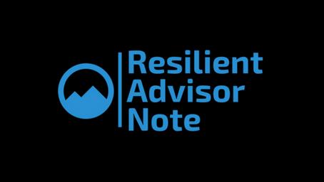 Resilient Advisor Note (August 2018)