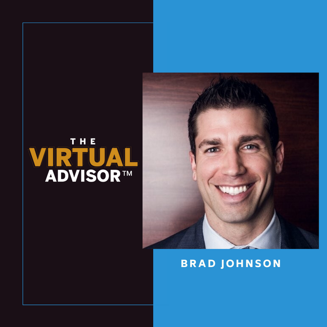 EP120 Building A Virtual Practice With Brad Johnson