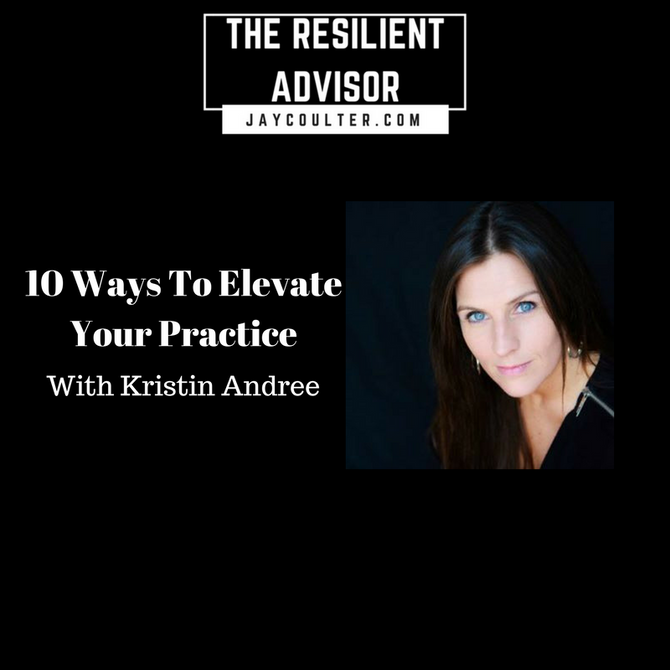 10 Ways To Elevate Your Practice With Kristin Andree
