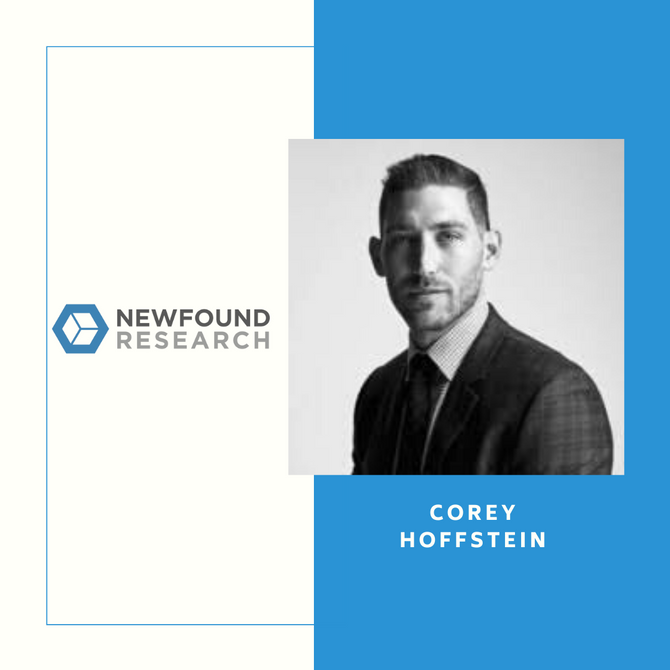 Rethinking Diversification: What, How & When with Corey Hoffstein (EP122)