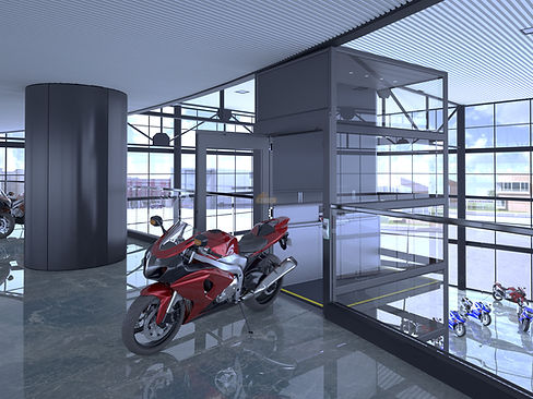 Cibes_A8000_Commercial_Hall_Illustration