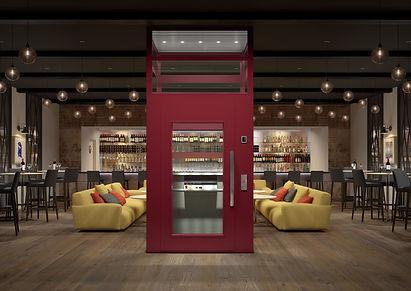 Cibes_A5000_3D_CAD_Commercial_Restaurant