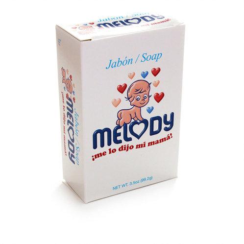 MELODY Baby Soap - Jabón para bebés MELODY