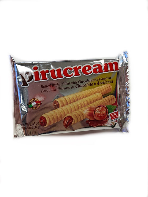 Pirucream Bag (13 Rolled Wafers) - 66g