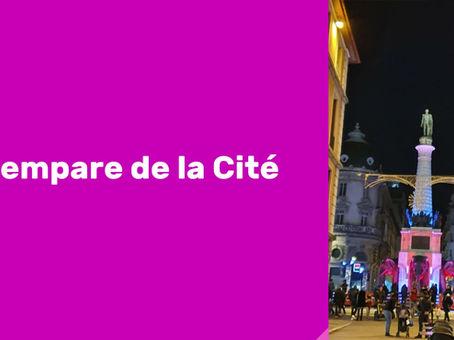 Chambéry, la vidéo de l'ouverture du marché de Noël le 23 novembre 2019 !