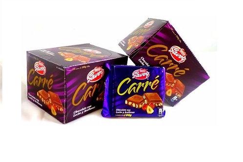 SAVOY® CARRÉ Hazelnuts / CARRÉ Avellanas