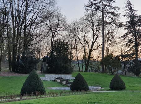 Deuxième vidéo consacrée au Parc de Buisson Rond à Chambéry