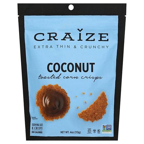 Craize Coco (Coconut Arepa) - 4 Oz