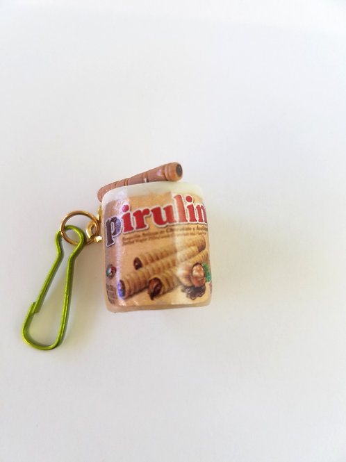 Pirulin Keychain / Llavero Pirulin