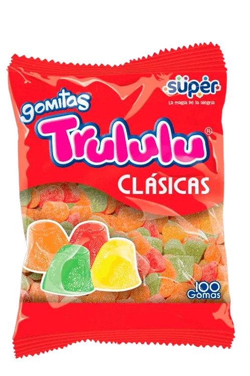 Trululu Classic Gummies (Gomitas Clásicas) - 3.17 Oz