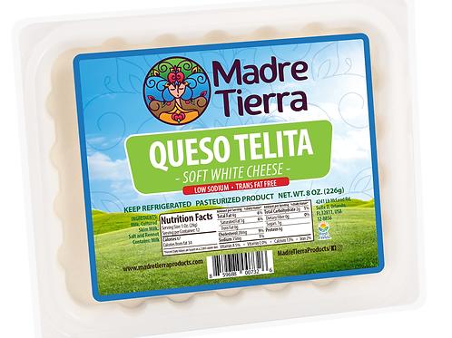 Queso Telita / Soft White Cheese 8Oz