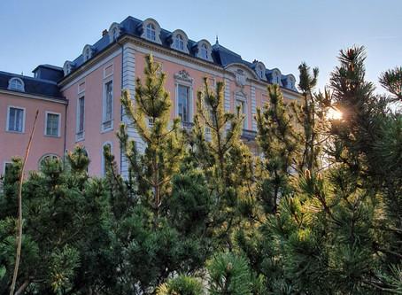 Le Parc de Buisson Rond à Chambéry s'offre à vous en vidéo !