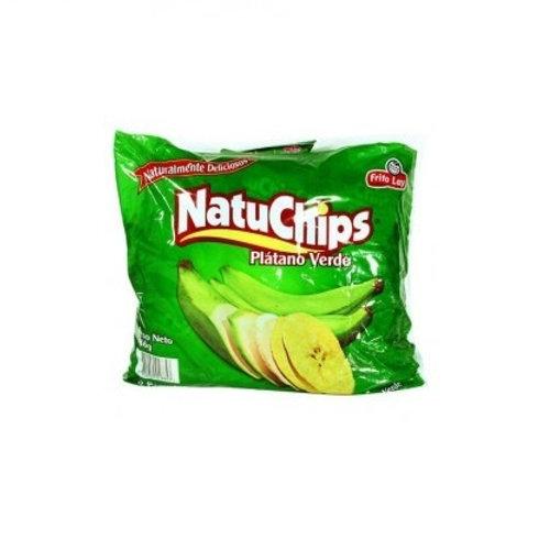 NatuChips Platano Verde (Green Plantain)