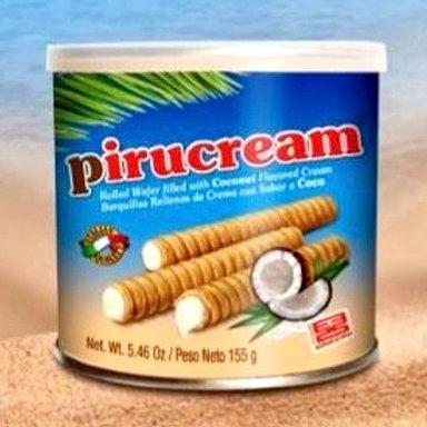 Pirucream Coconut Filled - 155g