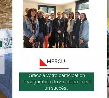 4 octobre 2019 Inauguration du City Break Gites de France Savoie - La Porte des Alpes à Barberaz !
