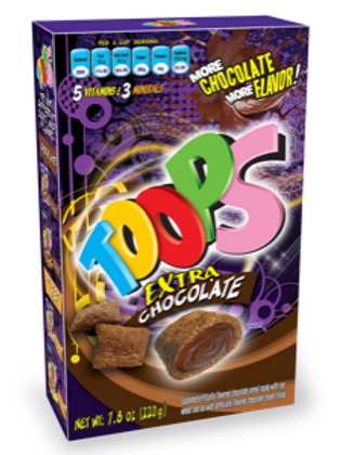Toops Extra Chocolate Box  - 7.8 Oz