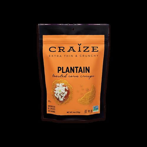 Craize Platano (Plantain Arepa) - 4Oz