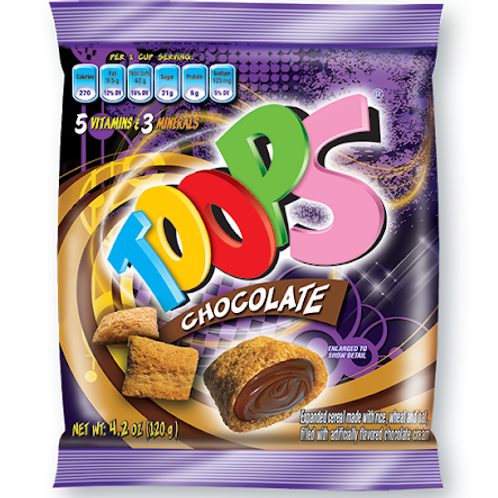 Toops Chocolate (Bags)
