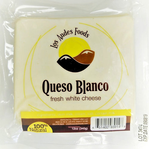 White Cheese/Queso Blanco 12 Oz